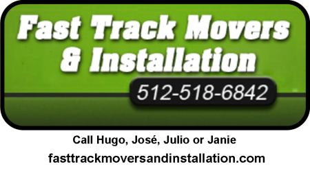 Fast Track Movers Logo